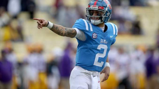 How to Watch Ole Miss Grove Bowl Spring Game Online 2021