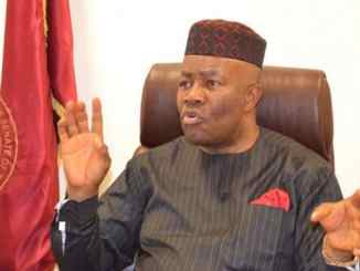 Insecurity: Akpabio links current security threat to politics