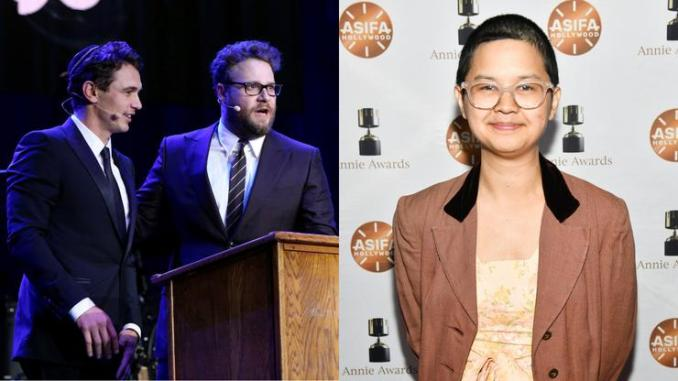 """James Franco Called A """"Sexual Predator"""" And Seth Rogen An """"Enabler"""" By Charlyne Yi"""