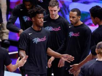 Jimmy Butler Updates Injury Status, Comments on Non-Foul Call