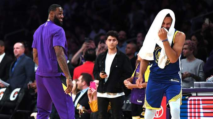 John Salley Reveals Why Steph Curry Shouldn't Join Lakers