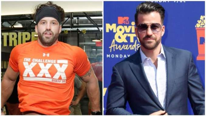 Johnny Bananas Reveals His Plan for 'The Challenge'