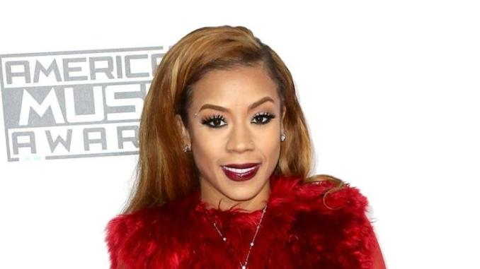 Keyshia Cole Defends Posting Video Of Her Hickey Following Criticism