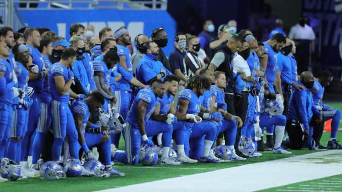 Lions Say They're Staying Virtual for Offseason Workouts