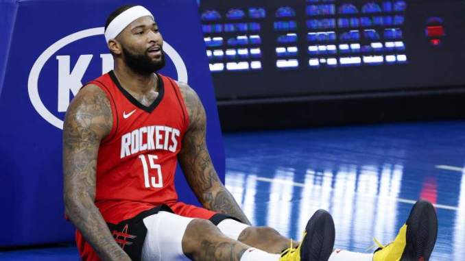 Major Move Could Crush DeMarcus Cousins' Clippers Career Already