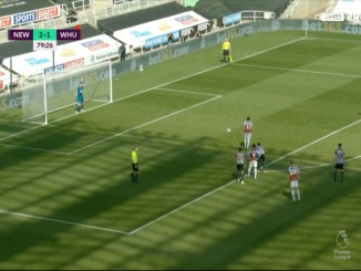 Man United star Lingard scores penalty for West Ham