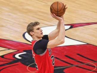 Markkanen on New Bench Role: 'We All Have to Make Sacrifices'