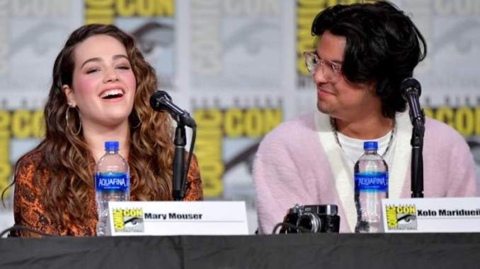 Mary Mouser on if Miguel & Sam Will Stay Together in 'Cobra Kai' Season 4