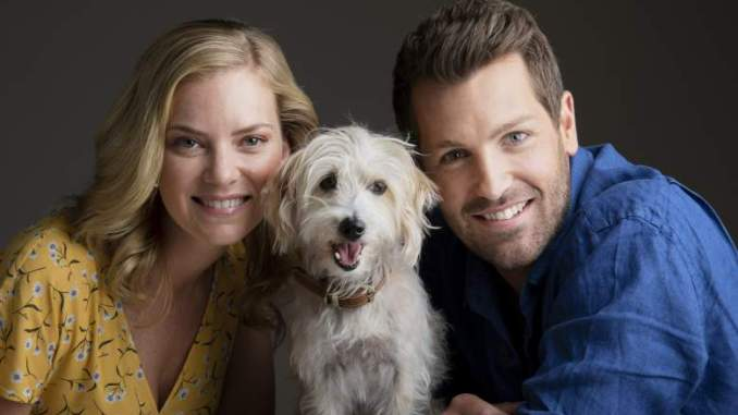 Meet Mr. Big, the Dog Who Stars in 'Hearts Down Under'