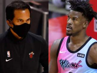 Miami Heat's Jimmy Butler Details Conflict With Head Coach