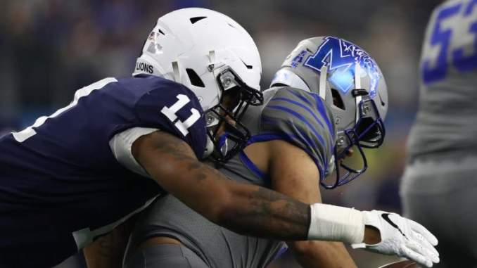 NFL Insider Puts Micah Parsons, Others in Mix for Lions