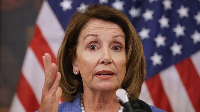 """Nancy Pelosi Said She'd Have Thrown Hands With Capitol Mob: """"I'm A Street Fighter"""""""