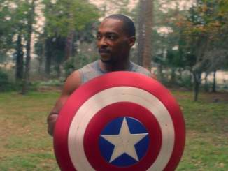 New Captain America Suit Revealed in Leaked Footage