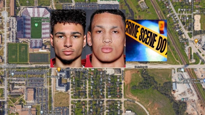 OU Sooners Seth McGowan & Trejan Bridges Suspended After Accused Of Armed Robbery
