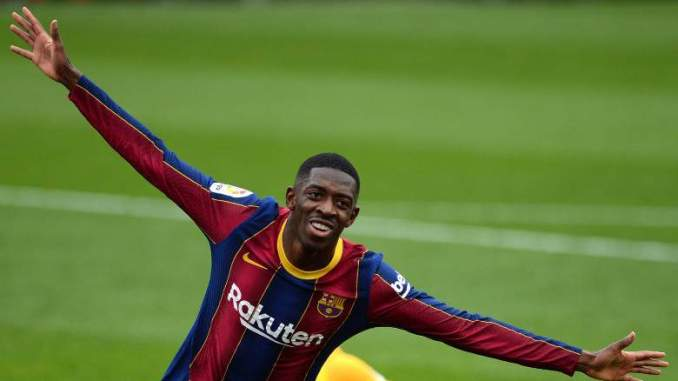 Ousmane Dembele Reveals His New Nickname at Barcelona