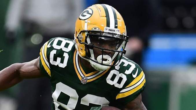 Packers Starting WR Pegged as Potential Trade Target