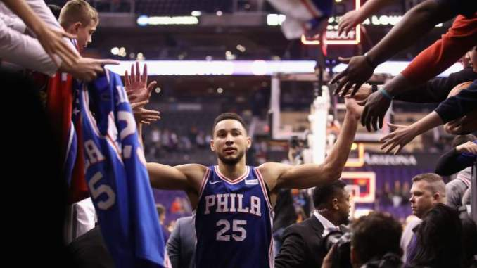 Philly Sports Talker Calls Out Sixers Star's 'Illness'