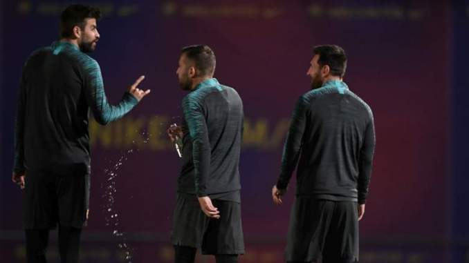 Pique & Alba's Key Chat After Barcelona Defeat Overheard