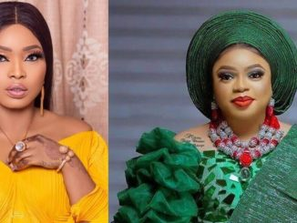 Reactions as Nigerians reacts to the viral conversation that was ensued between actress Halima Abubakar & Bobrisky