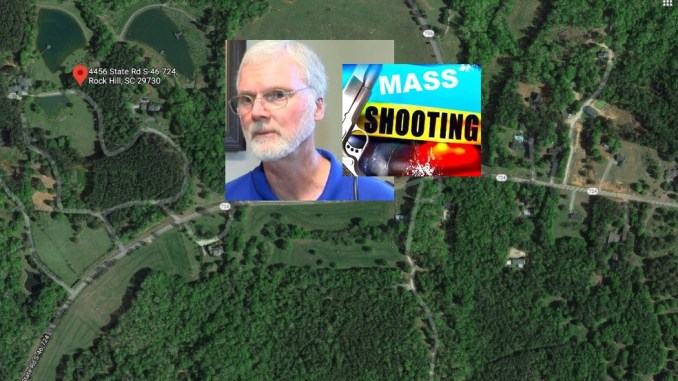 SC Dr Robert Lesslie & Wife ID'd As Victims In Wednesday Rock Hill Mass Shooting Involving Children