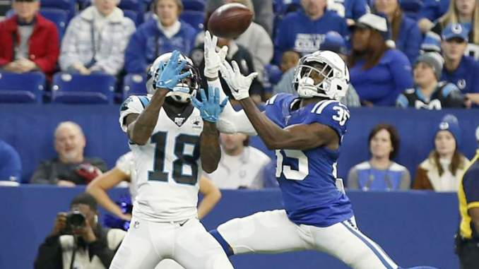 Seahawks Sign Former Colts Starting Cornerback: Report