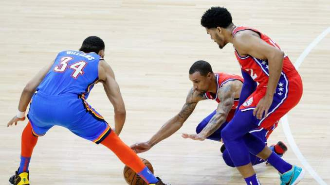 Sixers' D Manages Historic Feat in Blowout Win Over OKC