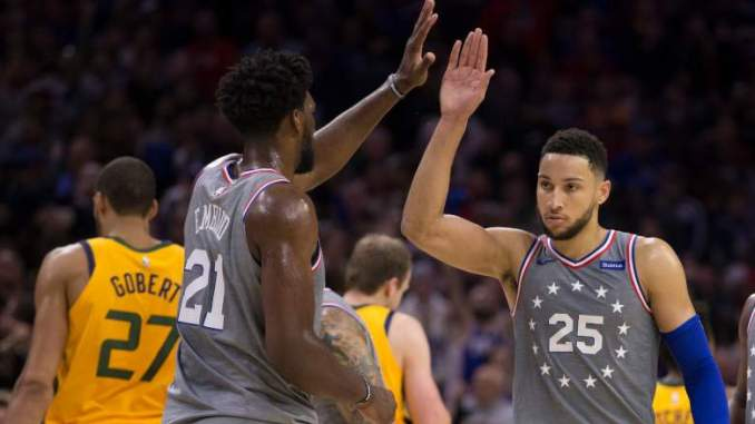 Sixers' Simmons Faces Stifling Competition for DPOY