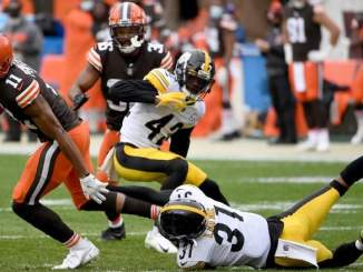 Steelers CB Justin Layne Arrested, Charged in Ohio