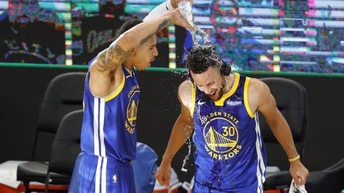 Steph Curry Has Strong Reaction To Breaking Wilt Chamberlain's Record