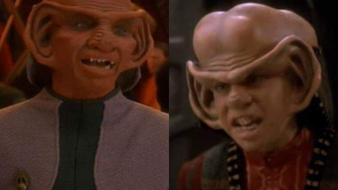 The Faces 'Star Trek' Actors Without Their Ferengi Makeup