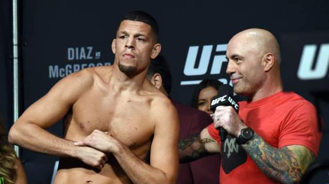 Title Shot for Nate Diaz: 'Definitely Be Turning Down'