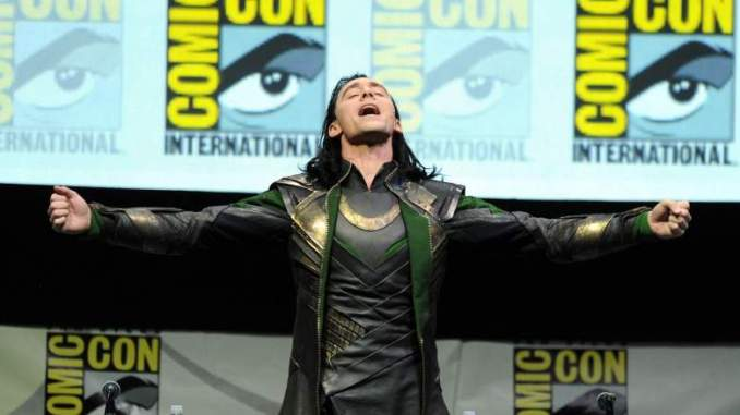 Tom Hiddleston Shares First Thoughts About 'Loki'
