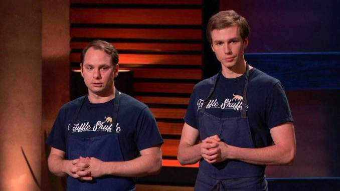 Truffle Shuffle on 'Shark Tank': 5 Fast Facts You Need to Know