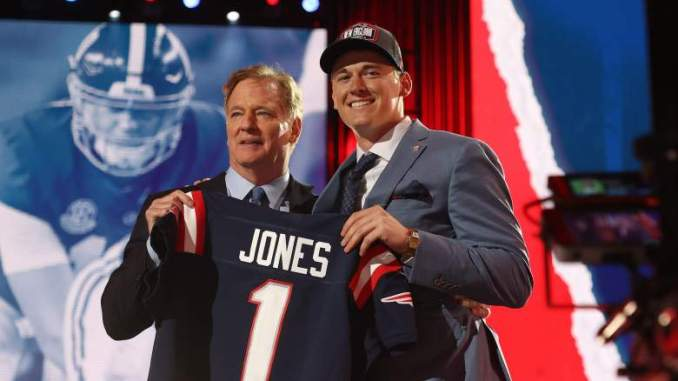 Twitter Reacts to Patriots Picking Mac Jones in NFL Draft