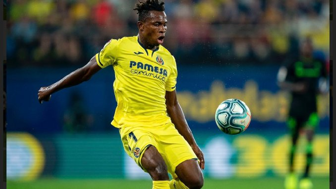 UEL: UEFA includes Chukwueze, Pogba, Pepe, others in Europa League team [Full list]