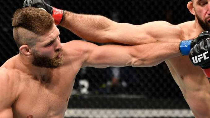 UFC Fighter Wants To Raise Consciousness of Entire Planet