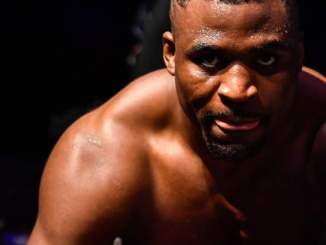UFC's Francis Ngannou Challenged: 'I'll Give It To You!'