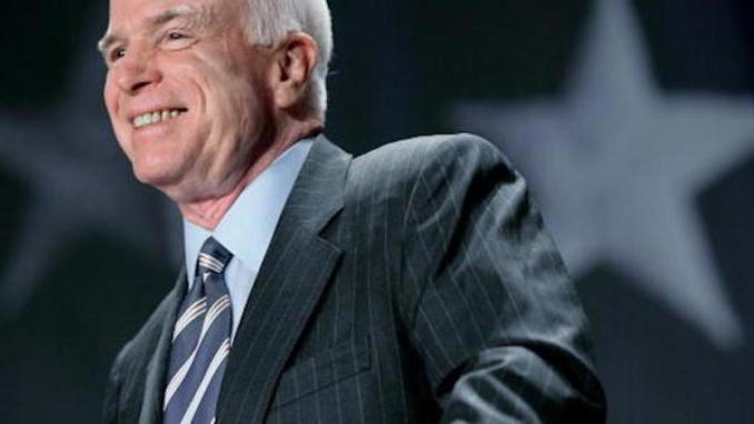 Vietnam vet, 30-year senator and presidential nominee dies after battle with cancer