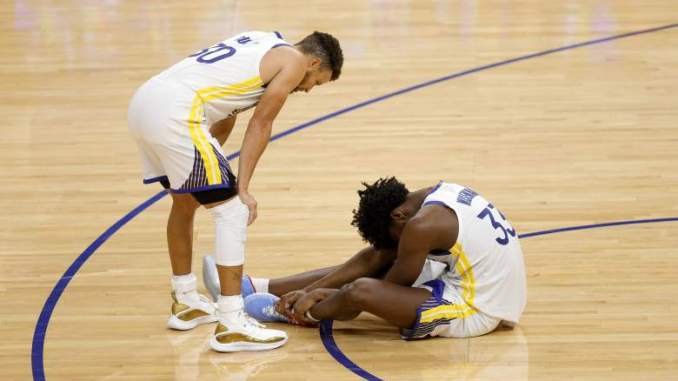 Warriors' Kerr Has Strong Response to Wiseman's Future