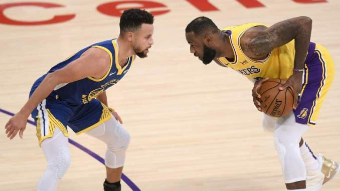 Warriors Seem Likely To Face LeBron In Playoffs: Insider