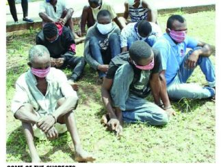 'We Impregnate Female Victims Whose Husbands Can't Pay Ransom'