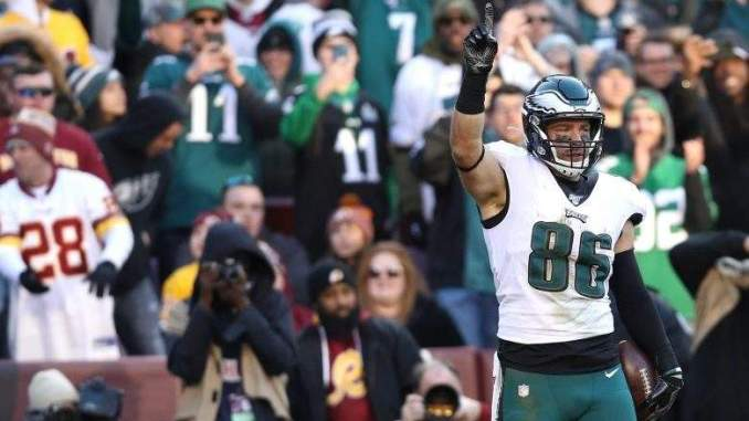 Zach Ertz Fuels Rumors After Cryptic Post with Texans Player