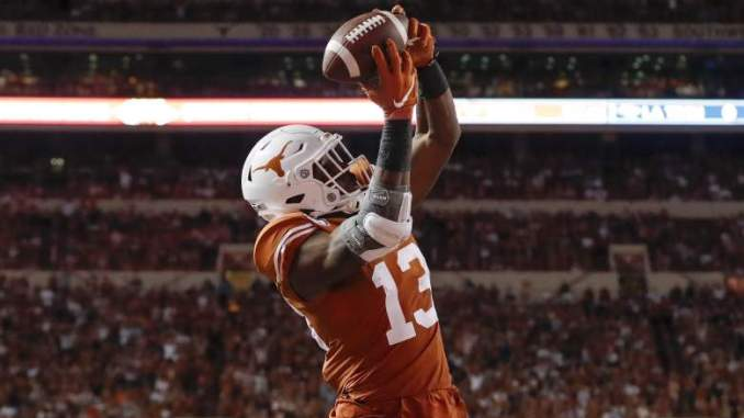Cowboys Undrafted Free-Agent Signings Tracker: WRs Lead Group
