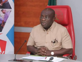 I have improved Aba from what I met in 2015 – Ikpeazu