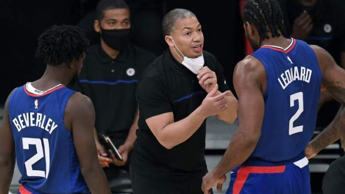 Injured Clippers Star Returns With a Strong, NSFW Message