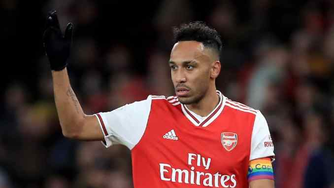 It was a bad moment – Aubameyang speaks on Arteta dropping him for North London derby