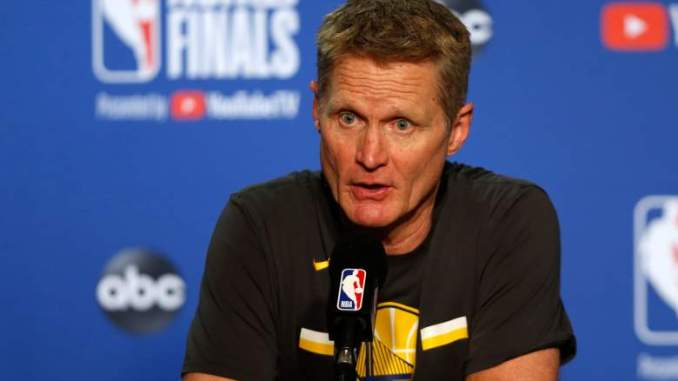 Kerr Discusses Building A Quality Team Around Star Curry