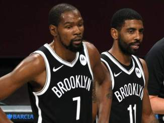 Kevin Durant Confirms Kyrie Irving Collaboration Rumors