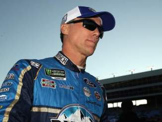 Kevin Harvick Provides Perspective on Winless Season