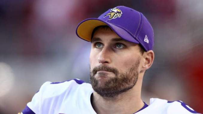 Kirk Cousins Put on Notice by Vikings, Expert Says